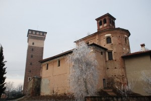 Santa Maria Assunta, il castello e il gelo