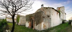 La Chiesa di Forte Cesare