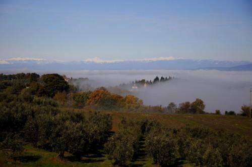 San Gimignano - Santuario di Pancole