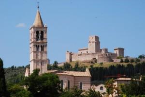 Chiesa di Santa Chiara - Assisi