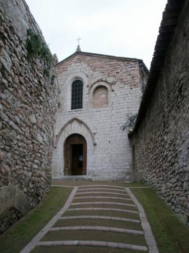 Assisi - Chiesetta di S. Stefano