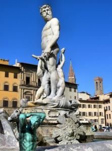 Fontana del Nettuno - Piazza della Signoria