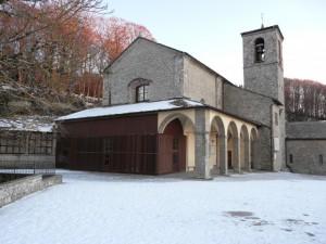 Basilica Santuario de La Verna