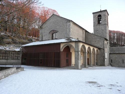 Chiusi della Verna - Basilica Santuario de La Verna