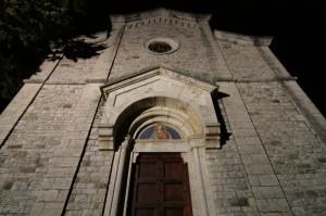 la chiesetta di Izzalini