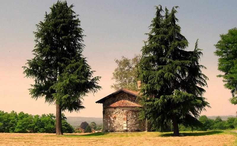 ''Oratorio dei Re Magi (San Vincenzo)'' - Sesto Calende