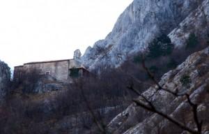 Santa Maria in Siaris, chiesetta della Val Rosandra