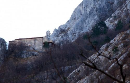 San Dorligo della Valle-Dolina - Santa Maria in Siaris, chiesetta della Val Rosandra