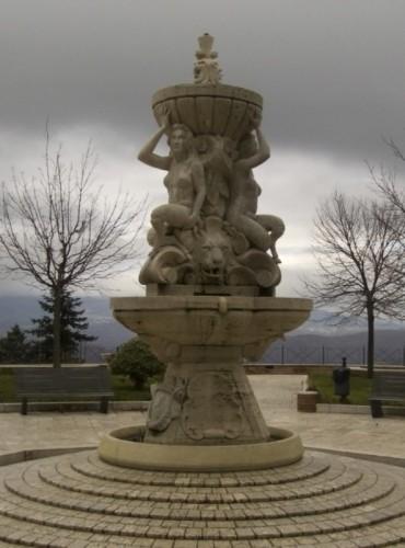 Oratino - Fontana del Belvedere