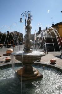La fontana e le Zucche