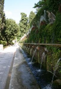 Fontana delle cento cannelle