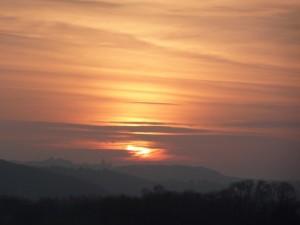 loreto al tramonto