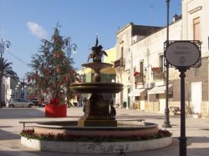Fontana in Piazza.