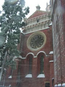 Basilica di S. Andrea Laterale Sinistro