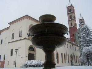 La Fontana del Lucca e il S. Andrea