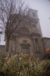 Il Santuario di Parmunt
