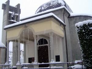 chiesa di san rocco (località valletta)