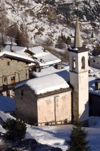 Chiesetta in Fraz. Chatrian a Torgnon