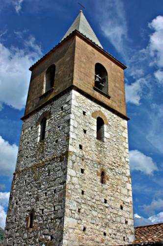 San Vittore del Lazio - Campanile