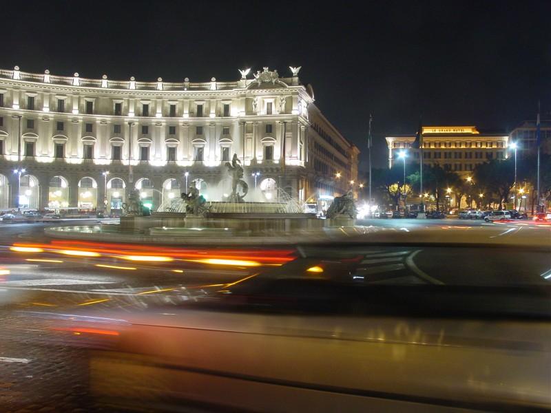 ''Fermati ad osservare'' - Roma
