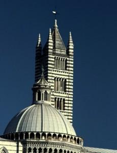 La cupola e il campanile