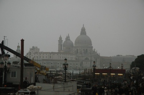 Venezia - Venezia sa essere sempre grigia