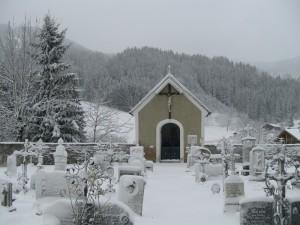 Cappella cimitero Racines