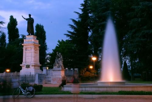 Mantova - Passeggiata al parco