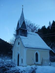 Chiesetta di Pontenova-Birchabruck