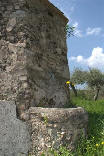 Guardavalle - Fontana del castello