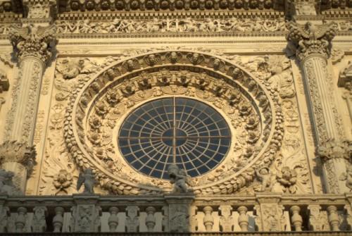 Lecce - Rosone del Duomo