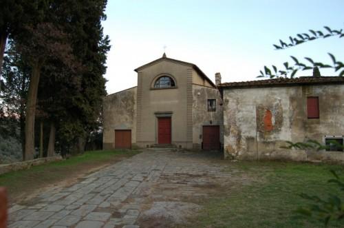 Figline Valdarno - San Pietro al Terreno