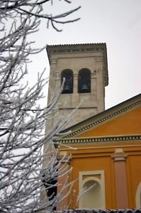Chiesa della Madonna delle Grazie, il campanile