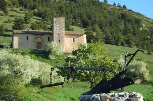 Rocca Pia - Madonna del Casale e il Solco Dritto
