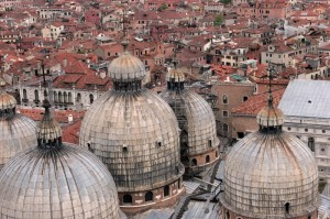 Le cupole di San Marco