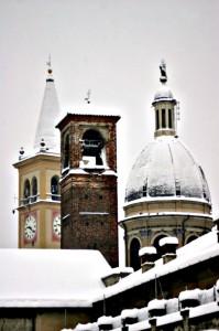I campanili con la cupola