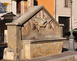 Fontana di piazza S. Rocco