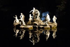 Percorsi di Luce nella splendida Reggia di Caserta