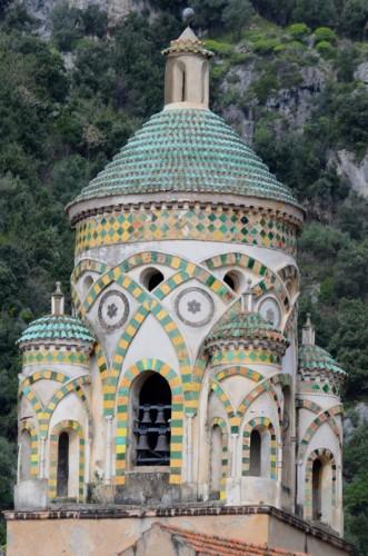 Amalfi - Campanile del Duomo di Amalfi