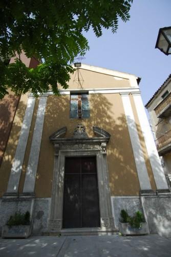 Guardavalle - Chiesa della Madonna del Carmine di Guardavalle