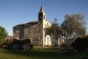 Il Santuario della Madonna del piano di Tavole