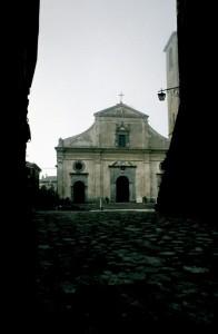 Nel silenzio di Civita