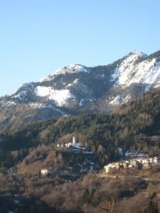 Chiesa di S.Martino . Valle e Rivalpo