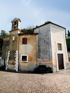 piccola chiesetta a Veroli