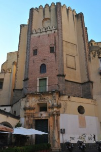 Napoli Basilica di S. Domenico Maggiore