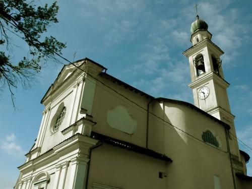 Isola del Cantone - Oratorio di Borlasca