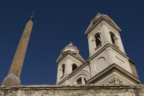 Roma - Campanili gemelli