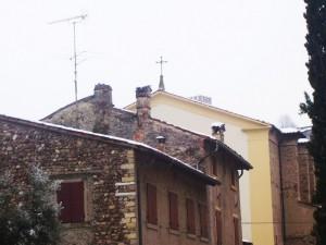 BORGHETTO, IN FILA