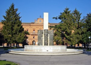 Fontana Monumentale di Copparo (Fe)