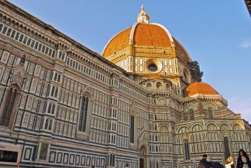 Firenze - Duomo di Firenze - vista laterale